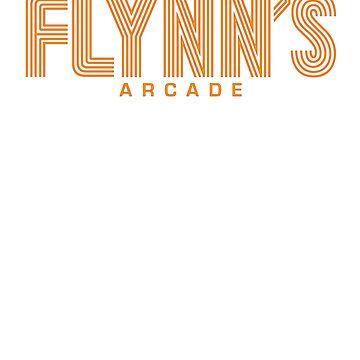 Flynn's Arcade by superiorgraphix