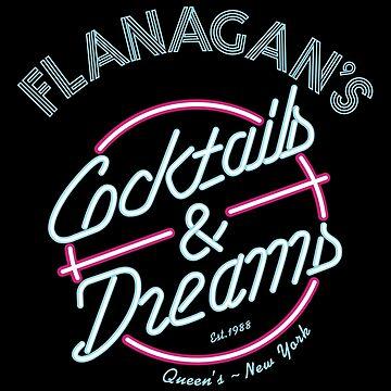Flanagans - Cocktails & Dreams Variant by Purakushi
