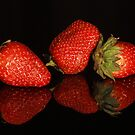 strawberries by dagmar luhring