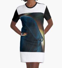 La mirada del refugiado Vestido camiseta