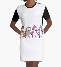 Regular Show - Babies Graphic T-Shirt Dress