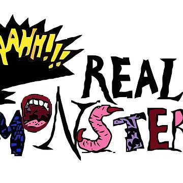 aaahh!!! Real Monsters by bbswedge