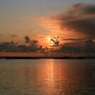 Sunset  Loch Bee   by Alexander Mcrobbie-Munro