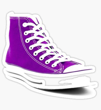 Gym Boot Sticker
