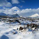 Buachaille View by Alexander Mcrobbie-Munro