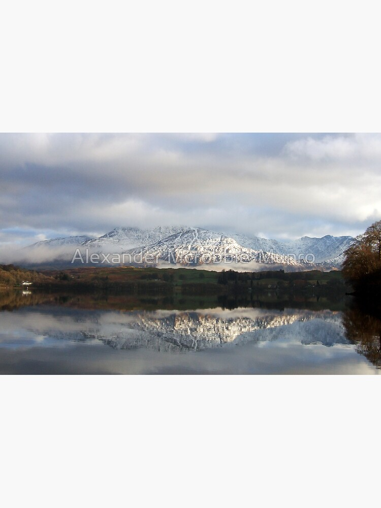 Perfection  Loch Awe by Alexanderargyll
