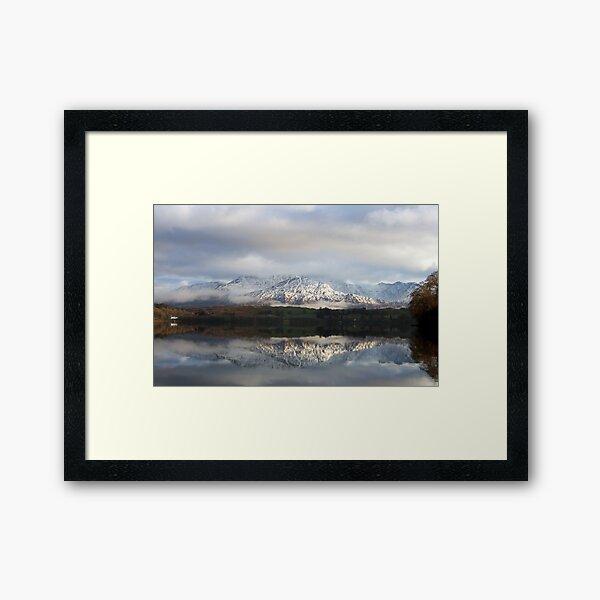 Perfection  Loch Awe Framed Art Print