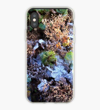Winter microcosm iPhone Case