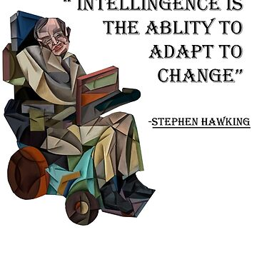 Stephen Hawking Quotes by sided