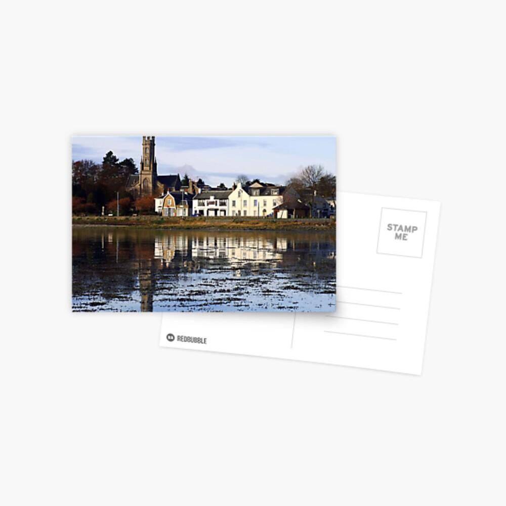 Rhu  Argyll Postcard