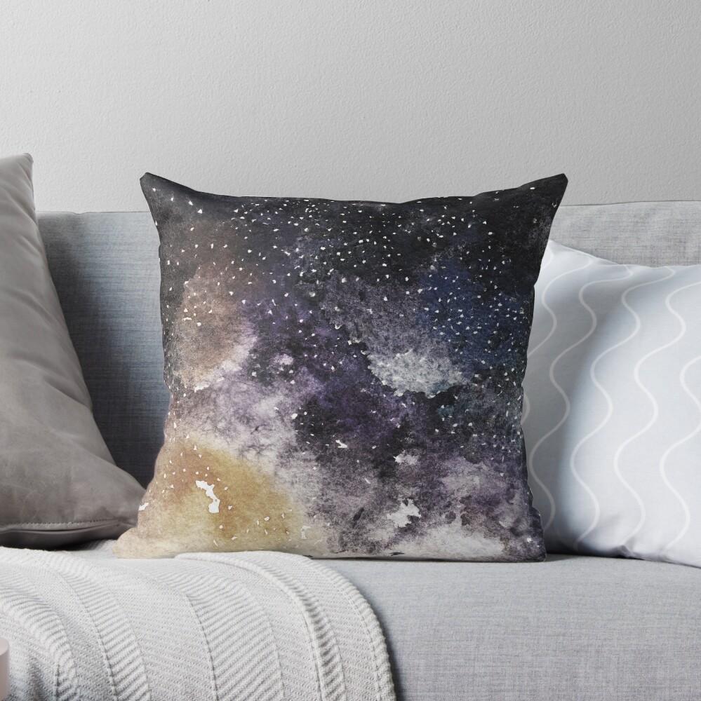 Nachthimmel Dekokissen