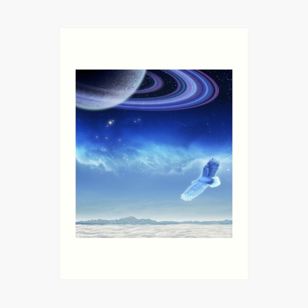 The Theory Of Everything Art Print