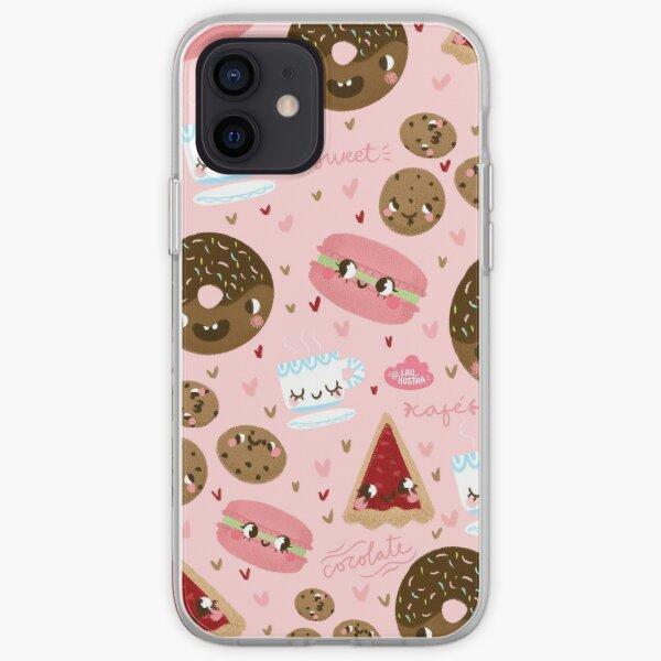 lau ilustra - Dulce iPhone Soft Case