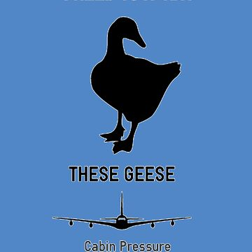 X-ray these geese by masqueblanc