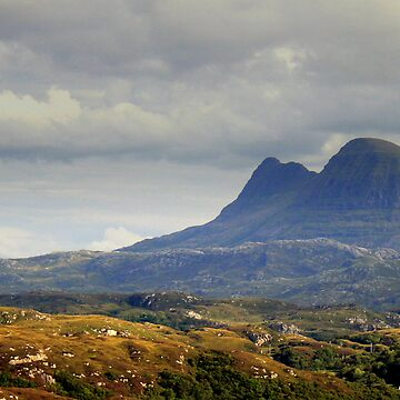 Suilven Sutherland by Alexanderargyll