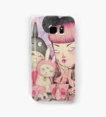 Noodles Eater Samsung Galaxy Case/Skin
