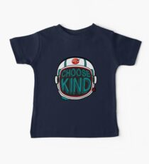 CHOOSE KINDNESS | We Choose To Be Kind Anti Bullying Message! Baby Tee