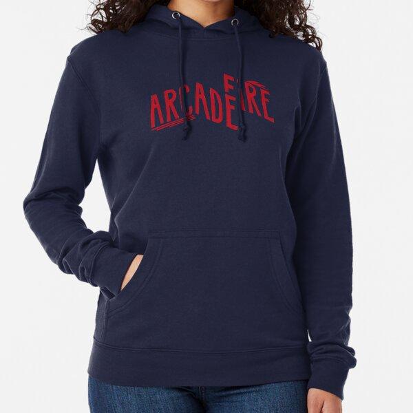 Arcade Fire Lightweight Hoodie