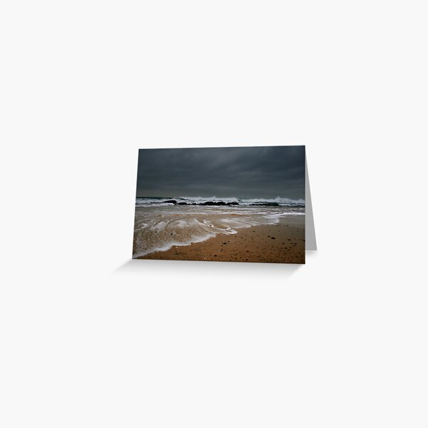 Westport  Kintyre   Peninsula Greeting Card