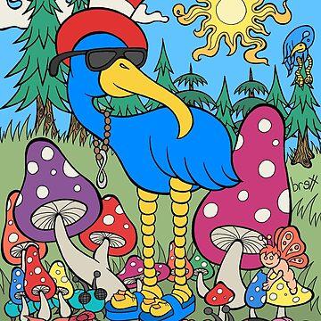 Festival Bird by bgilbert