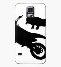 Freestyle biker Hülle & Skin für Samsung Galaxy