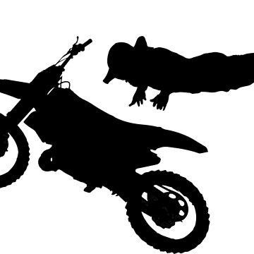 Freestyle biker by shirtpossum