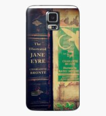 Jane Eyre Library Case/Skin for Samsung Galaxy