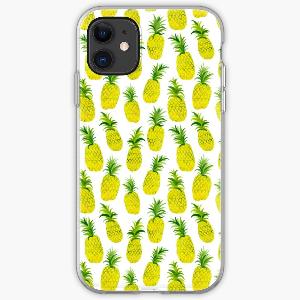 Pineapple Party! Lets get tropical iPhone Case & Cover