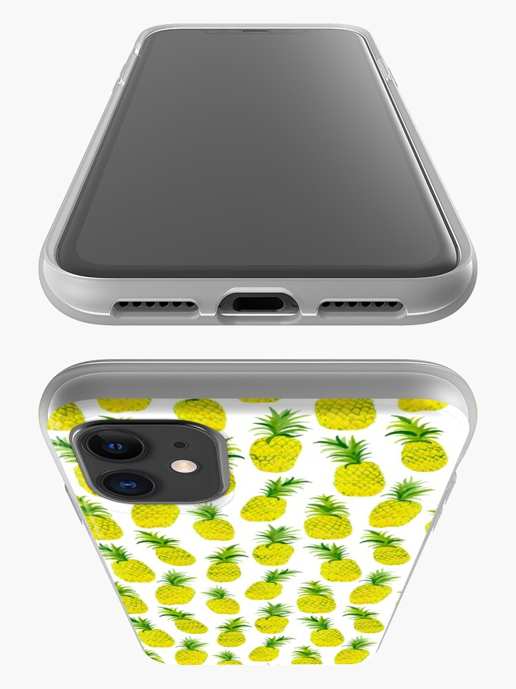 Alternate view of Pineapple Party! Lets get tropical iPhone Case & Cover