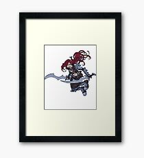 Master Assassin - Fan Art Framed Print
