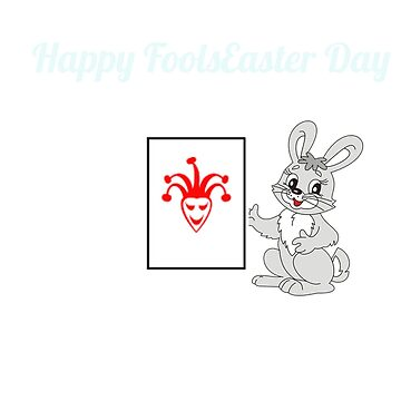 Happy Easter Fools Day Shirt For Men, Women or Children by Activi-Tees