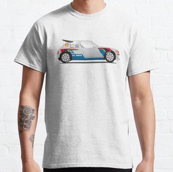 Peugeot Rallye T16 T-shirt classique