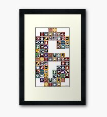 Rainbow 6: Operators Framed Print
