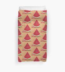 Summer Watermelon Duvet Cover
