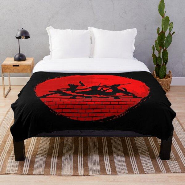 Soul Eater Throw Blanket