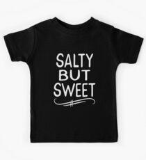 Salty but Sweet Kids Tee