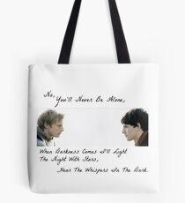 Merlin Whispers In The Dark Tote Bag