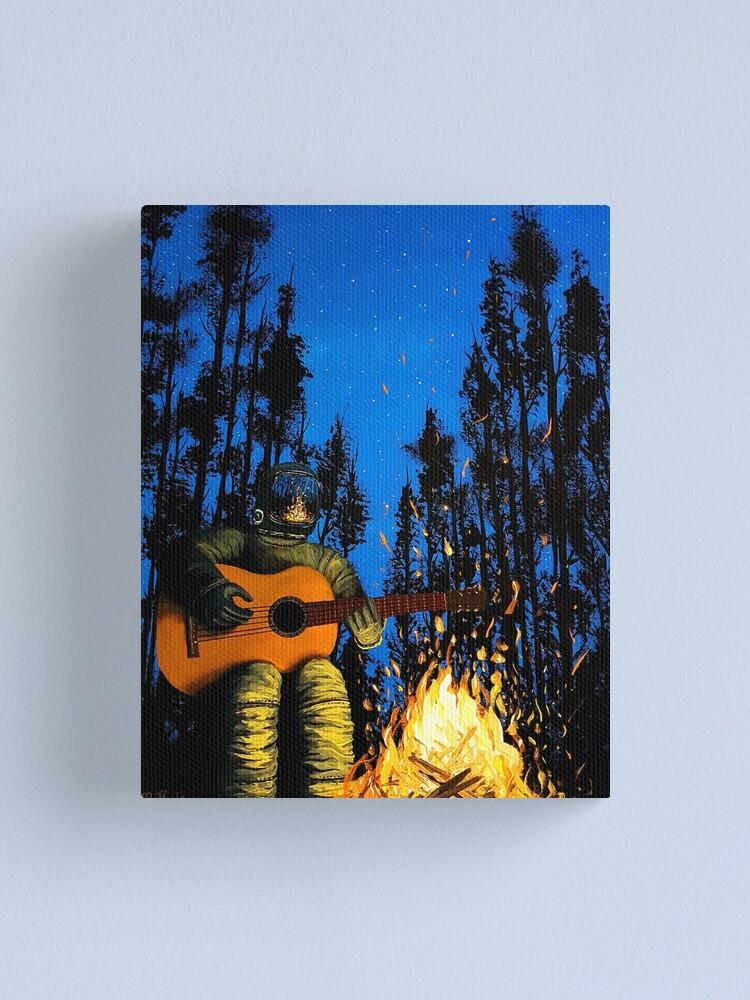 Alternate view of Serenader Canvas Print
