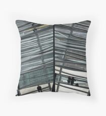 Reichstag Dome 1 Throw Pillow