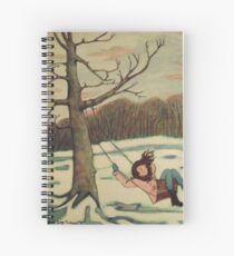 Carefree Youth Spiral Notebook