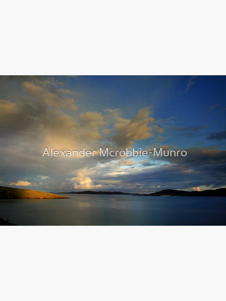 Big  Sky Isle  of Harris by Alexanderargyll