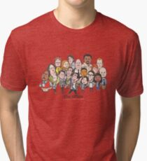 THE OFFICE THE OFFICE Tri-blend T-Shirt