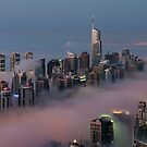 City in the Sky I by Sebastian Opitz