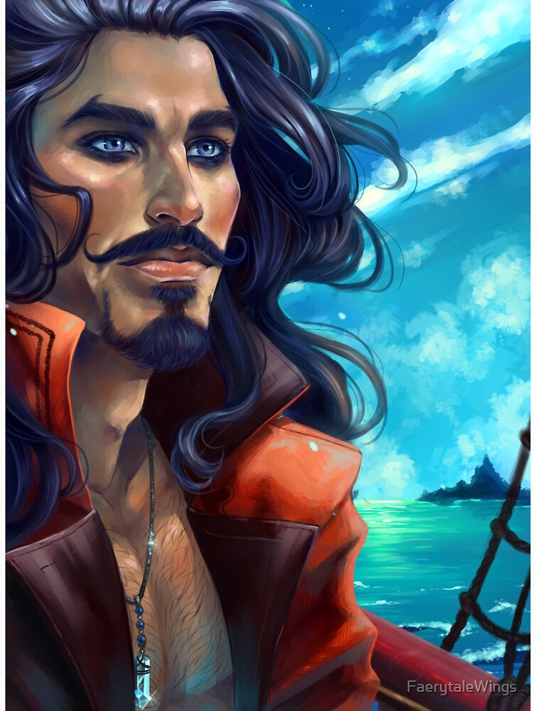 Captain Hook- Adventure by FaerytaleWings
