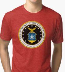 Space Force Tri-blend T-Shirt