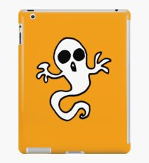 ghost funny fantome iPad Case/Skin
