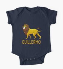 Guillermo Lion Drawstring Bags One Piece - Short Sleeve