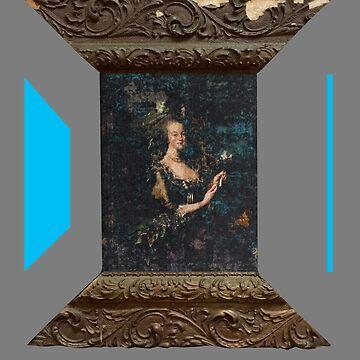 Marie Antoinette by rinze