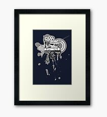 Dubstep Framed Print