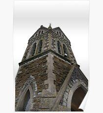 Gothic Spire Poster